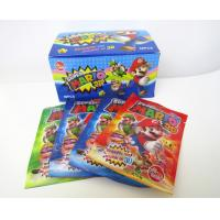 Quality Super Mario CC Stick Candy With Lovely 3D Super Mario Pictures Toy Candy for sale
