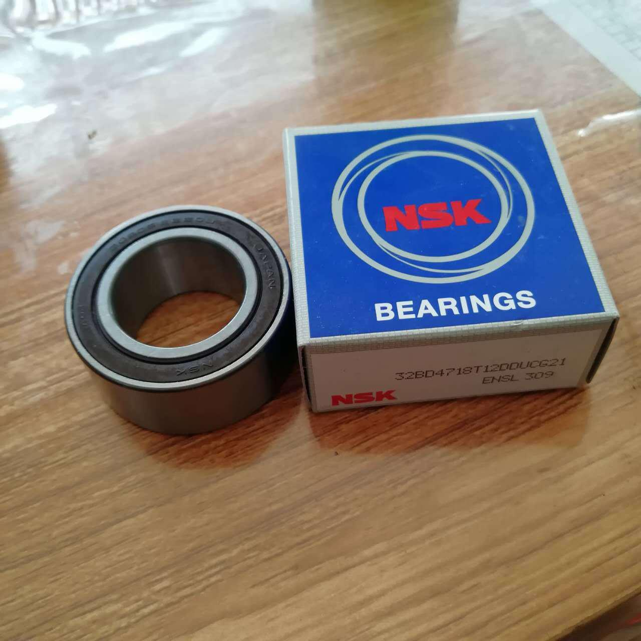 Quality Auto High Speed Air Con Pump Bearings , 32BD4718 NSK Magnetic Clutch Bearing for sale