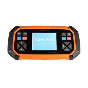 Quality OBDSTAR X300 PRO3 X-300 Key Master with Immobiliser + Odometer Adjustment +EEPROM/PIC+OBDII+Toyota G & H Chip All Keys L for sale