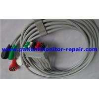 Original Separable Medical Equipment Accessories Adult 5 Lead Button Line 74CM/29 INCH