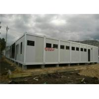 Quality 20 Ft Prefab Smart Prefab Container Homes Removable Modular Tiny Prefab Homes for sale
