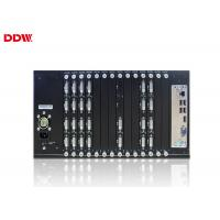 China HDMI Video Wall Controller 4x4 Power - saving design Support scenes cycle broadcast DDW-VPH0304 on sale