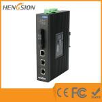 Quality Industrial Unmanaged EIB05-3E-2F 5 Port Network Switch 2 Megabit FX Poe Ethernet Switch for sale