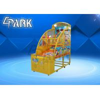 Quality Coin Operated Arcade Basketball Shooting Machine / Capsule Toy Prize Indoor Sports Vending Game Machine for sale
