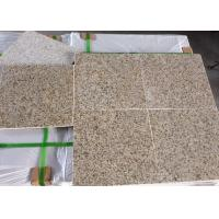 Building materials New G 682 Golden Yellow  Rusty Misty Yellow Polished Honed Paving Stone Granite slabs tiles