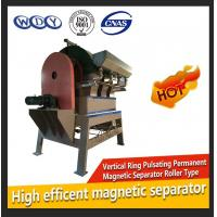 Quality High efficient permanent magnetic vertical ring separator with after sales service for sale