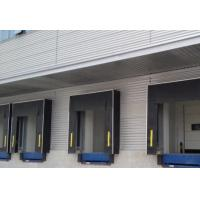 Quality Pvc Fabric Loading Dock Shelters Weather Protection High Tensile Strength for sale