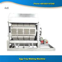 China 25 years facotry provide big capacity paper pulp egg tray machine on sale