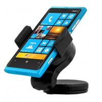 China 360° Degrees Mini Windscreen Car Mount Holder Cradle For Various Mobile Phones on sale