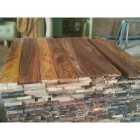 Quality Stable Kiln Wood Sawn Timber , Rough Sawn Lumber Customize Size A Grade for sale
