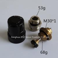 Quality radiant heating manifold thermostatic valves M30x1,5mm , Heating Manifold Circuit Balancing Valve for sale