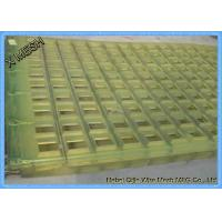 Quality Polyurethane Vibrating Screen Mesh Combines Steel Wire and Urethane for sale