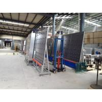 Quality Curtain Wall Insulating Glass Machine / double glazing manufacturing equipment for sale