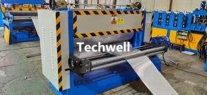 Quality Automotive Heat Shield Aluminum Embossing Machine Line Cutting To Length for sale