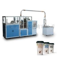 Safe Tea Cup Manufacturing Machine / Equipment With Multi - Working Station