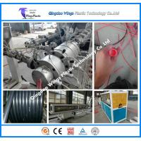 Buy cheap PE/PP/PPR composite pipe production equipment from wholesalers