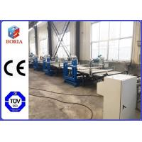 Customized Conveyor Belt Machine 1200-2400mm Max. Belt Width Reciprocating Working Mode