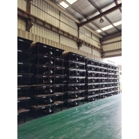 Quality Stationary Loading 8 Ton Hydraulic Dock Levelers for sale