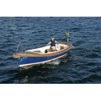 Quality Motor Boat- Amdor Snipa Classical 21 for sale