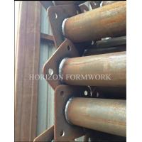 China Adjustable scaffolding steel shoring prop with nice welding and finishing on sale