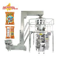 China CE Approved Automatic Vertical Nitrogen Packing Machine For Snack Food on sale