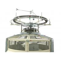 Quality Single Jersey Circular Weft Knitting Machine With High - Tech Operating System for sale