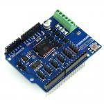 Quality New L298P Shield R3 for Arduino UNO 2560 DC Motor Driver Module 2A H-Bridge 2 way for sale