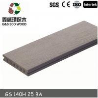 China Waterproof Hollow Outdoor WPC Decking, Composite Wood Decking Board /Engineered flooring on sale