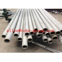 Quality Super Duplex Stainless Steel Seamless Pipe SS Tube UNS31803 A789 A790 for sale