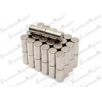 Quality N48 Grade Permanent Magnets Dia5 mm * 10 mm Thickness Used in Daily Life Products for sale