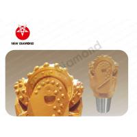 Quality Jet Air Circulation Bearing Milled Tooth Bit , Tci Tricone Bit 732 IADC Code for sale