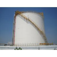 Quality 5000m3 Single Containment LNG Storage Tank Self support Double Layers for sale