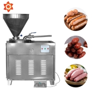 Quality Custom High Speed Meat Processing Equipment , Rapid Sausage Filling Machine for sale