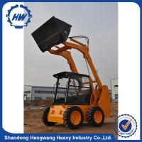 Quality Top brand Electric mini wheel loader small experimented for sale