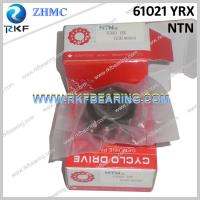 Quality Japan NTN 61021YRX Eccentric Bearing With Brass Cage For Reducer for sale