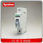 Best price OEM hager mc model MCB circuit breaker 6A 10A 16A 20A 32A 40A 50A 63A type C SP 6kA