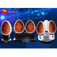 Quality Unforgettable Experience Single Seat 9D VR Cinema For Amusement Rides for sale