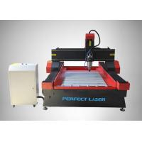 Quality 8000mm/ Min Speed Industrial Cnc Router Stone Engraving Machine AC 220V For Marble for sale