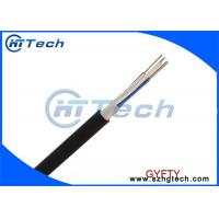 Quality 24 Cores Dielectric Loose Tube Unarmoured in/out Fiber Optic Cable GYFTY for sale