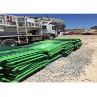 Quality Temporary Sound Barriers  4 layers + Construction Site Barriers Sound Blanket 40dB noise Absorption for sale