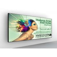Quality Advertising display 4k video wall led backlit Innolux Panel RS232 control method LW460HN14 for sale