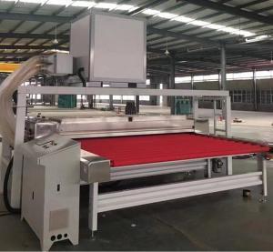 China Glass Cleaning And Drying Machine / Horizontal Glass Washing Machine on sale
