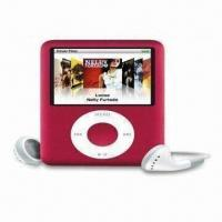 Quality MP4 Digital Player With 8GB, 1.8-inch TFT LCD Screen, FM Radio, 3.5mm Stereo Headphone Jack for sale