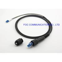 Quality FTTA IP67 Waterproof PDLC-LC Fiber Optic Patch Cord for sale