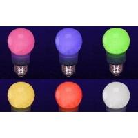 China RGB Color Changing LED Bulb on sale