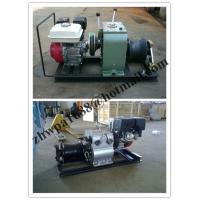 Quality China Powered Winches, best factory Cable Winch,ENGINE WINCH for sale