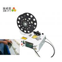 Quality Reel Cable Tie Installation Tool With PLC Control System And Touch Panel for sale