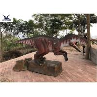 Buy Artificial Custom Dinosaur Garden Ornaments For Jurassic World 60HZ at wholesale prices