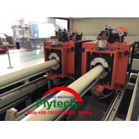 Quality 63MM UPVC DUAL PIPE EXTRUSION MACHINE / PLASTIC PIPE EQUIPMENT / PVC PIPE EXTRUDER for sale