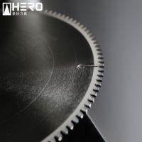 Quality 450*30*4.0*100T Aluminum Cutting Circular Saw Blade Imported Germany Quality for sale